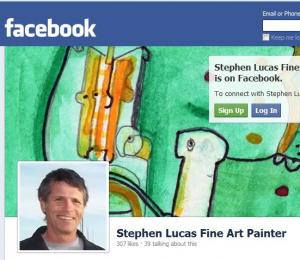 Stephen Lucas Fine Art Painter